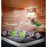 Salz für die Badstube und die Sauna mit ätherischem Zederöl, Lavendelöl, Zitrusöl oder Apfelsinenöl.Bei der Hitze... preisvergleich bei billige-tabletten.eu