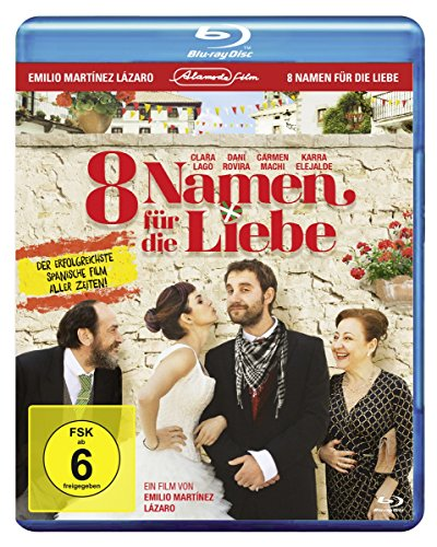 8 Namen für die Liebe [Blu-ray]
