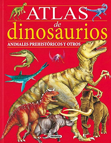 Atlas De Dinosaurios (Atlas Infantiles)