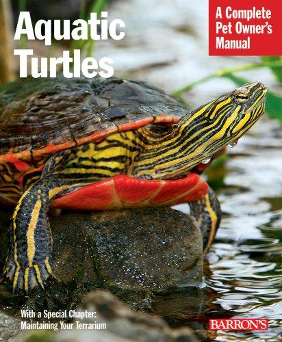 Aquatic Turtles (Complete Pet Owner's Manual) -