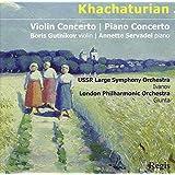Khachaturian Violin Con./Piano Con.