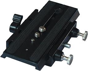 Gegal Pro GEG0002 Quick Release Plate (Black)