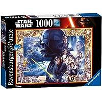 Ravensburger - Puzzle Star Wars, 1000 Pezzi