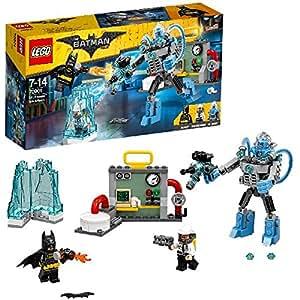 LEGO Batman Movie 70901 - Set Costruzioni L'Attacco Congelante di Mr. Freeze, Imballaggio Immagini Assortiti