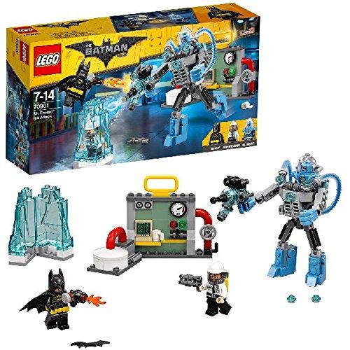 The LEGO Batman Movie 70901 - Mr. Freeze Eisattacke, farblich (Batman Anzüge Von Alle Der)