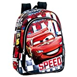 Disney 37 cm Pixar Cars Acceleration Backpack (Red)