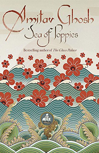Book cover for Sea of Poppies