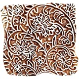 4*4 Square Wooden Printing Block Textile Printing Block Henna And Tattoo Block Scrapbook Home Decoration Wooden Block By Fancy Handicraft