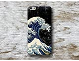 Great Wave Off Kanagawa Hokusai Coque Étui pour Samsung Galaxy S10 5G S10e S9 S8 Plus S7 S6 Edge Plus S5 S4 mini Case Cover