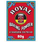 Royal Levadura en Polvo Clásica, 80g