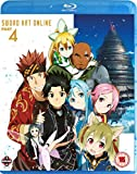 Sword Art Online Part 4 (Episodes 20-25) Blu-ray