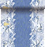 Duni Dunicel 3 in 1 alle 40 cm perforiert Motive Silent Night, 40 x 480 cm