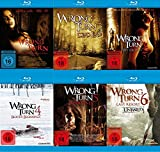 Wrong Turn 1-6 Set (Blu-ray)