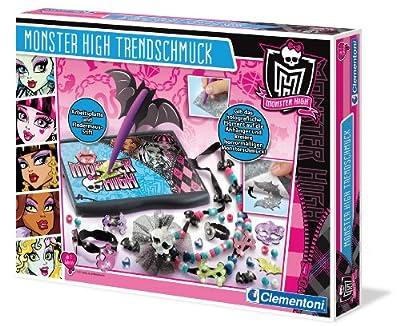 Clementoni 69199.9 - Monster High Juego de joyeria por Clementoni
