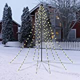 CHRISTmaxx LED-Lichterpyramide