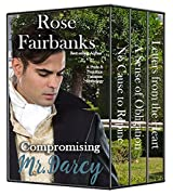 Compromising Mr. Darcy: A Pride and Prejudice Variation Anthology (English Edition)