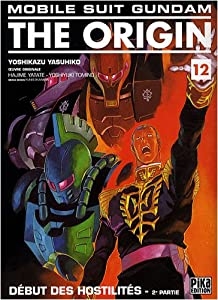 Mobile Suit Gundam - The Origin Edition simple Tome 12