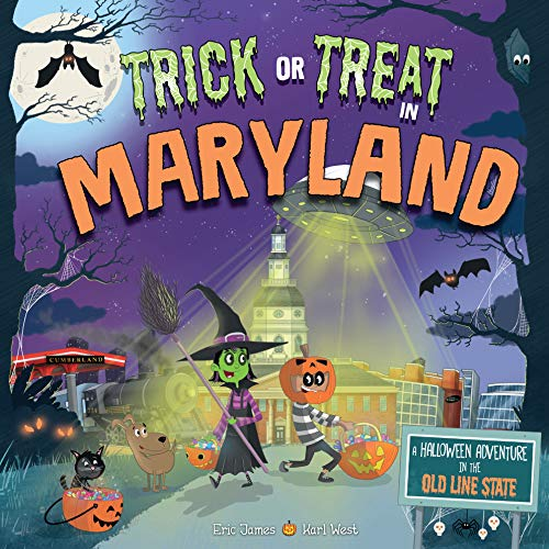 ryland: A Halloween Adventure in the Old Line State ()