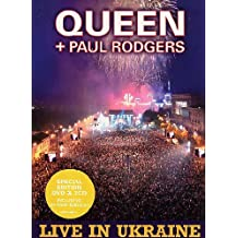 Live in Ukraine 2cd/Dvd