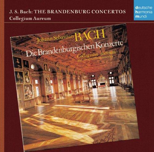 Bach: die Brandenburgischen Ko...