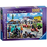 Ravensburger Happy Days No. 13 - Brighton, 1000pc Jigsaw Puzzle