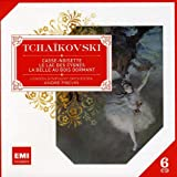 Tchaïkovski - Le Lac des cygnes - La Belle au bois dormant - Casse-noisette (Coffret 6 CD)