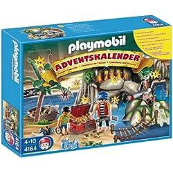"""Playmobil - Calendario de Navidad """"Tesoro de los piratas"""" (4164)"""