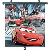 Disney 29062 Cars - Parasoles enrollables para ventanillas de coche (2 unidades, 46 x 56cm), diseño de Rayo McQueen y Francesco