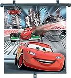 Disney Cars 29062 Seitenscheiben - Sonnenblenden-Rollos, 2 Stück - 46 x 56 cm, für Kinder - Lightning McQueen und Francesco