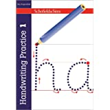 Handwriting Practice Book 1: KS1 English, Ages 5-7