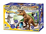 Brainstorm Toys E2028 T-Rex Projector and Room Guard, Various