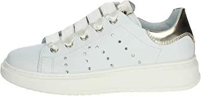 Nero Giardini Sneakers Bambino MOD. E031552F Bianco