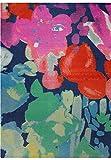 Teppich ESPRIT Spring Flower ESP-0200-01 multicolour 135 x 190 cm / ESPRIT Teppiche