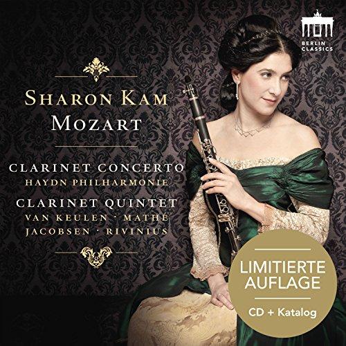 Klarinettenkonzert/-Quintett - Limitierte Auflage: CD + Katalog