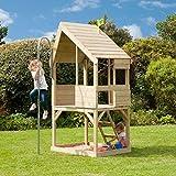 Kidkraft 182 maison de jardin cabane pour enfants d for Cabane de jardin en bois pour enfant