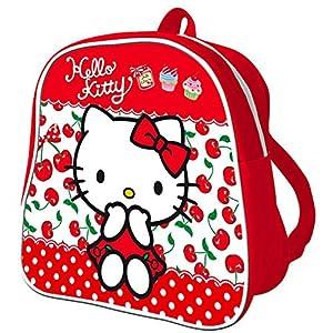 61POYxBmE%2BL. SS300  - Mochila Hello Kitty pequeña