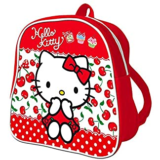 Mochila Hello Kitty pequeña