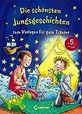 Die schönsten Jungsgeschichten zum Vorlesen für gute Träume