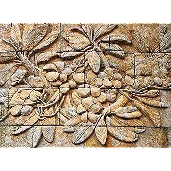 "Oddy Wall Coverings: Photo Mural Wallpaper, 57Sq. Feet 8'.10""X6'.5""-(106""X77"")"