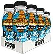 Grenade Carb Killa 330 ml Cookies & Cream High Protein Shake Bottles - Pack of 8