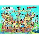 Galt Toys Magic Puzzle Pirate Ship