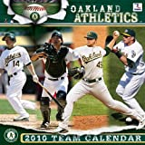 Oakland Athletics 2010 Wall Calendar