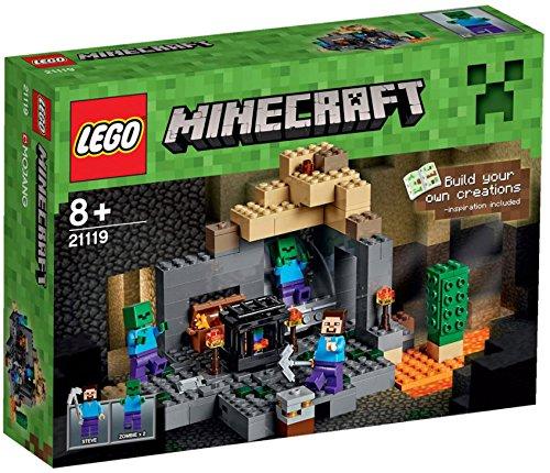 LEGO - 21119 - Minecraft - Le Donjon