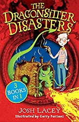 The Dragonsitter Disasters: 3 Books in 1 (The Dragonsitter series)