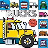 Best Toddler Truck Books - Lift-the-Flap Tab: Trucks (Lift-the-Flap Tab Books) Review