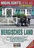 Bergisches Land: Motorrad-Reiseführer