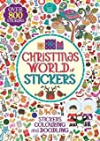 Christmas World of Stickers (Sticker Activity)