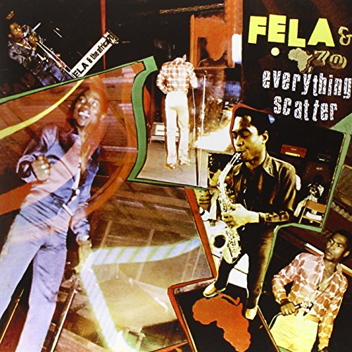 Fela Kuti & Africa 70-Everything Sca Lp