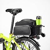 VertAst Borsa da sella multifunzionale per ciclismo, bicicletta, bicicletta (viaggio spalla telaio esterno) 10L CS79 10L cs79