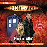 """""""Doctor Who"""", Project Who? (BBC Audio)"""